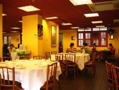Yum Cha Restaurant - Interior