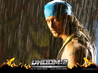 Sunny Singh Online: Dhoom 2 - Hrithik's Grown into a Man. And HOW!