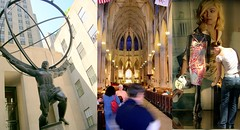 Ism-Triptych Humanism - Catholicism - Capitalism