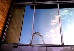 The London Eye - Lomo(ish) version