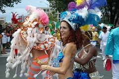 Cambridge Carnival Dancers
