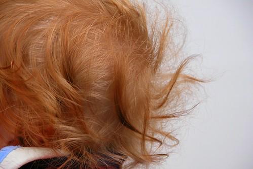 Les roux ont-ils les cheveux plus épais ? | Rousseur