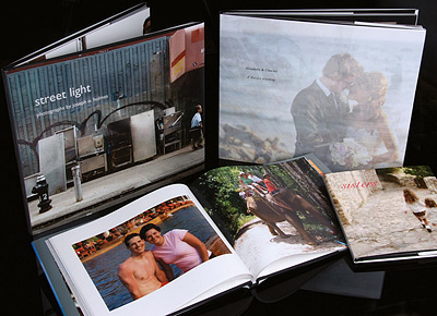 blurb photo books Galleries & Proofing