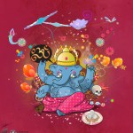 Inspirational art-6-Lord Ganesha
