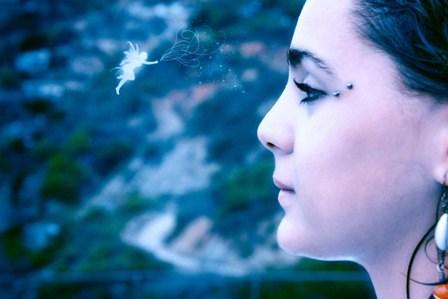 beautiful dreamy effect