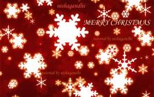 Create A Beautiful Christmas Background Using Photoshop