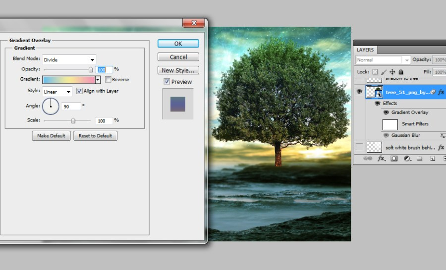 step-7-apply-gradient-overlay-to-tree