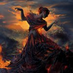 Inspirational art 34 – Fire theme
