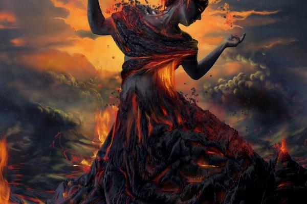 Inspirational art 34 – Fire theme