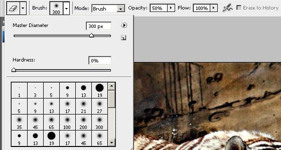 Photoshop Brush Options