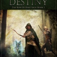 The Bow of Destiny: Official Cover Reveal