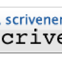 Strategic Usage of Snapshots in Scrivener