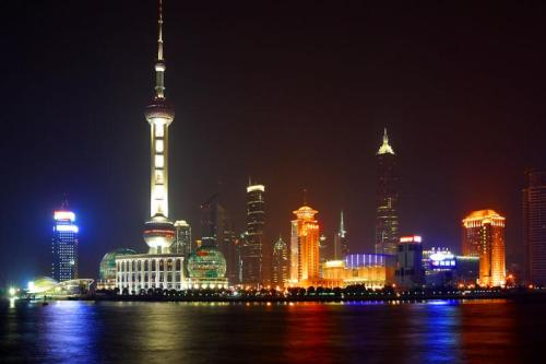 Photo courtesy of Shanghai City in the night