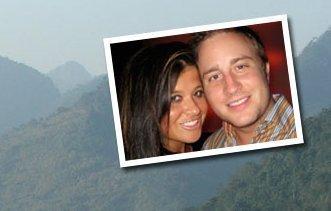 Aubrey & Parker, the winning explorers in Chiang mai