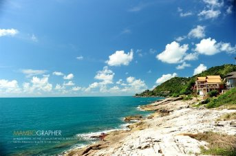 Samui Island, in the Sout East Coast of Thaliand -  taken by Mambographer