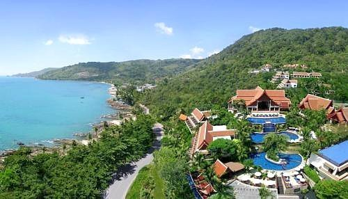 Novotel Phuket resort, Patong