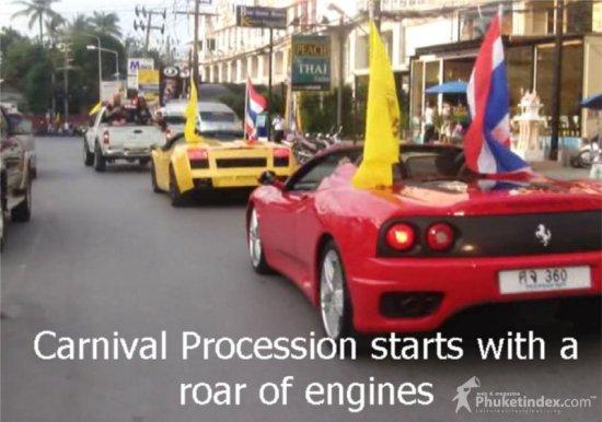 Phuket Carnival at Patong