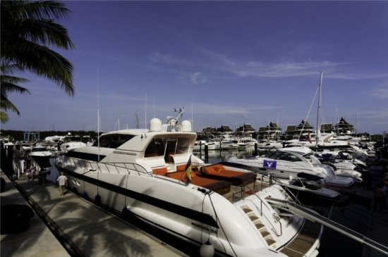 From 7 metres to 28 metre Superyachts, there is something for everyone at 2011 PIMEX.