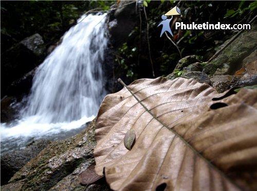 Kathu Water Fall