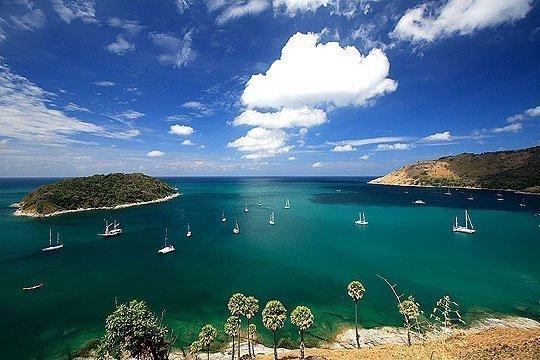 Phuket is the world-class tourism destination