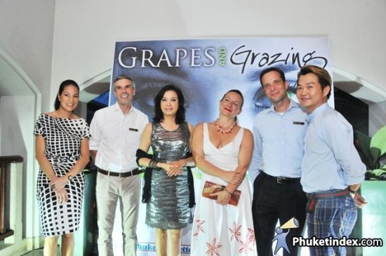 Grapes and Grazing Week at JW Marriott Phuket Resort and Spa