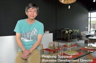 Pirapong Suppipat Business Development Director