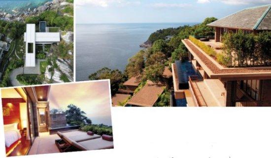 Scott Toon GM Paresa Resort