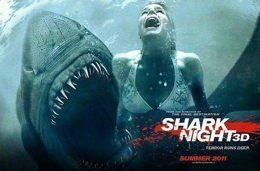 Shark Nights 3D