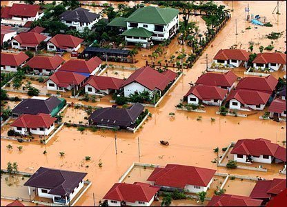 Resort market properties such as Phuket likely to benefit from the floods