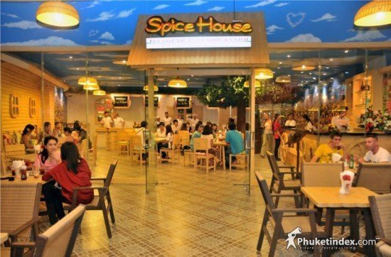 A Taste of Russian Cuisine @ Spice House, Central Festival Phuket
