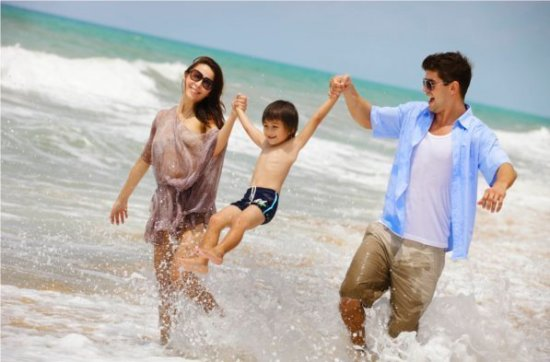 "STAY RELAXED with the ""Family Retreat"" Package  at Holiday Inn Resort Phuket Mai Khao Beach"