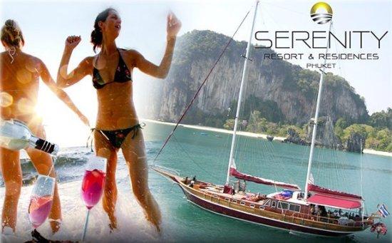 Lady Anita from Serenity Resort & Residences