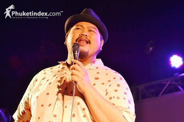 Day-2 : Central Festival Phuket Love Song Festival 2012