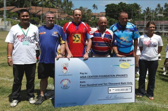 Phuket Rugby Tens 2012 Gears Up This May