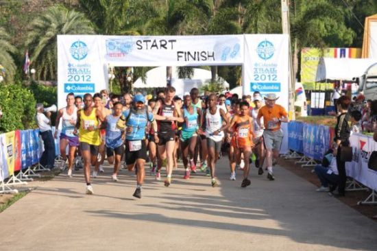 The fast growing sport of Trail Running is coming down to Phuket!