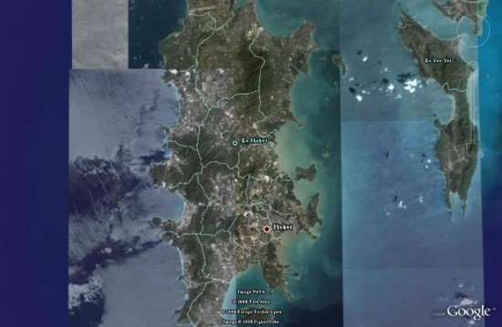 Geology's chief explain 'There is no way Phuket's going to sink'