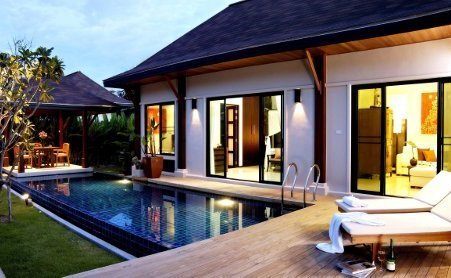 Luxury houses in Phuket 3 times more expensive than Bangkok