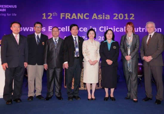 Phuket welcomed FRANC Asia 2012