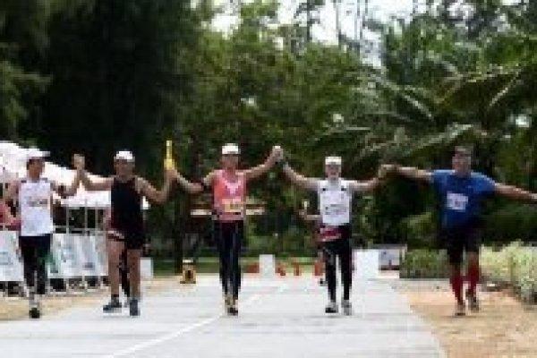 Phuyket's Celebration of Running & Fitness