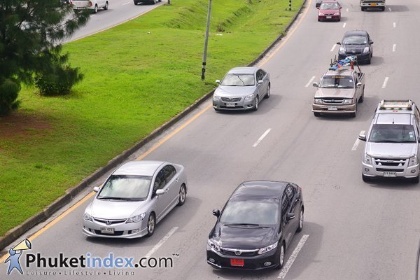Phuket chairs regional road safety project