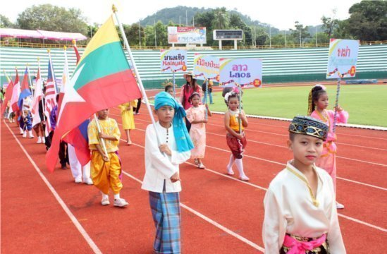 Phuket's PPAO School Competition