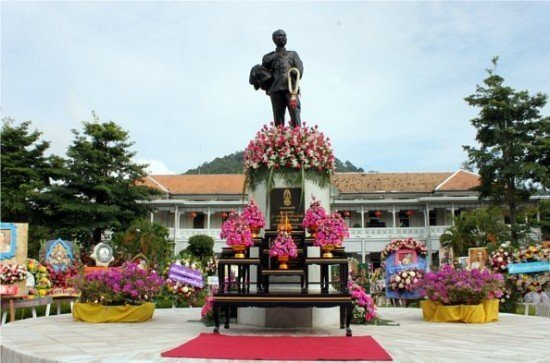 Phuket pays respect for Chulalongkorn Day