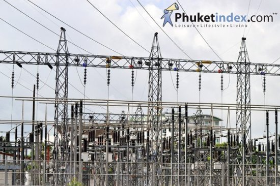 Phuket opens third high voltage power station