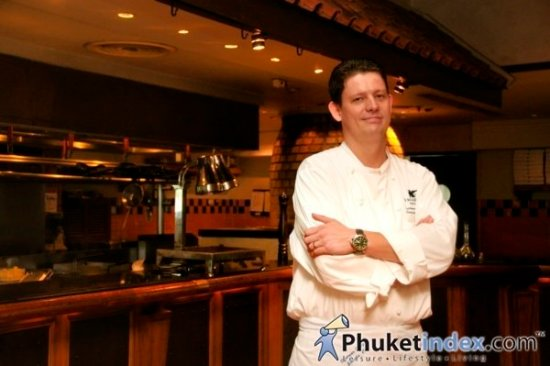 Phuket Chef to feature as VIP Judge on Iron Chef Thailand