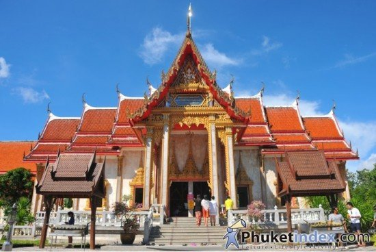 Former Wat Chalong abbot leaves estate to temple
