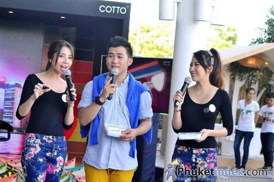 Pop Up Trend Show by COTTO @ Central Festival Phuket