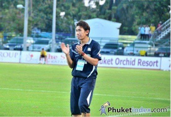 Phuket FC coach recalled by Bangkok Glass