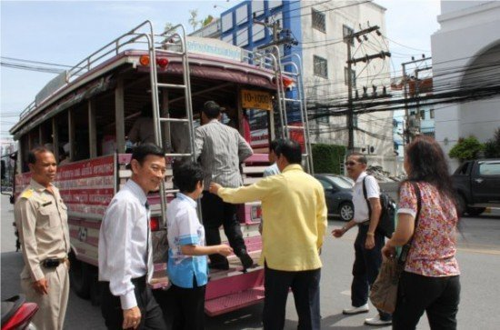 Phuket welcomes Lao Road Safety Network