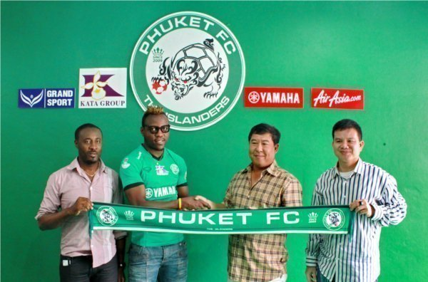 Phuket FC signing promises to lead The Islanders to Thai Premiere League