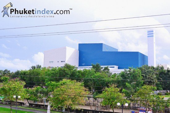 Phuket officially opens 2nd Solid Waste Incinerator
